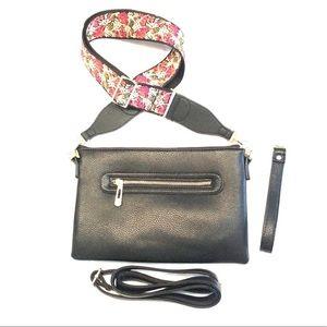 Handbags - Crossbody, Guitar Strap, Shoulder, Wristlet Bag